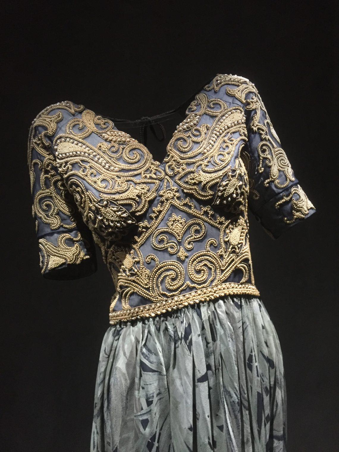 Robe de musée Armani de Milan
