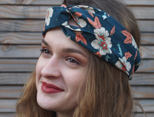 headband Alice Peralta
