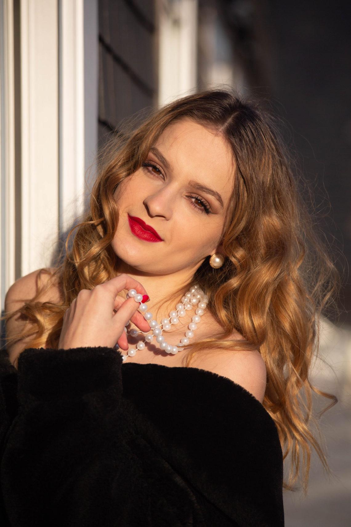 makeup Alice Peralta